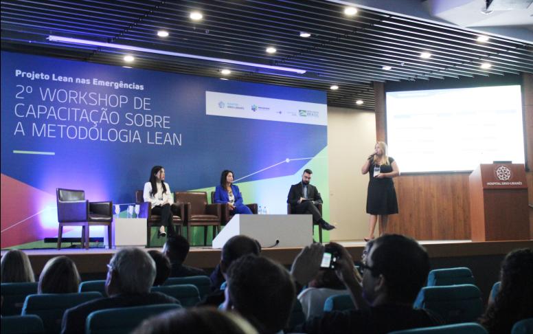 HGCC apresenta em São Paulo resultados de projeto na emergência