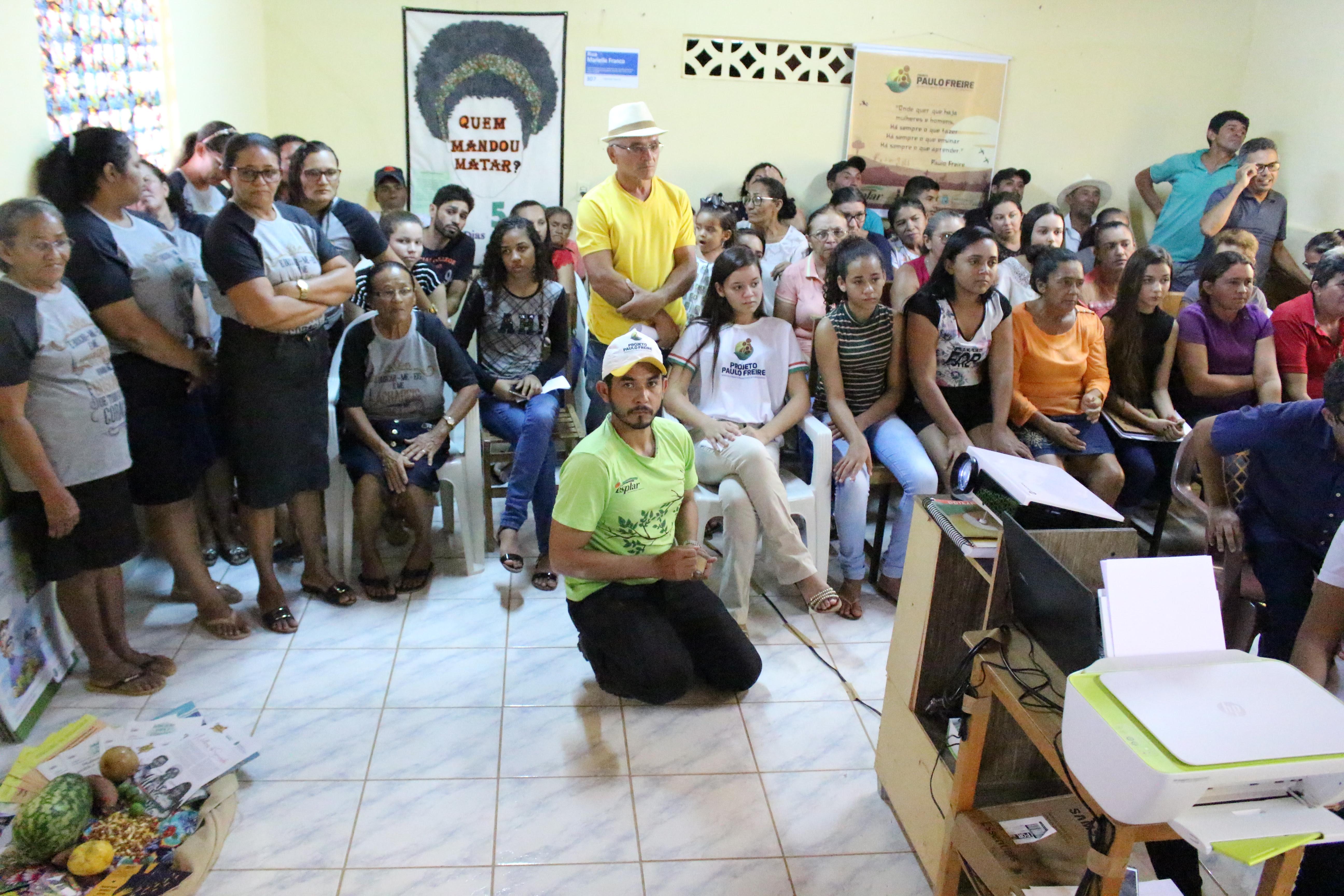 comunidade rural de Tauá