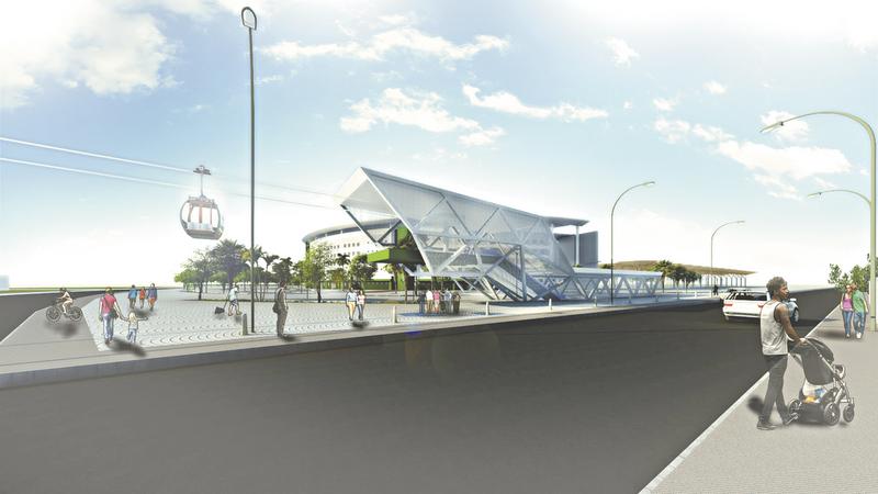 projeto para teleférico em Juazeiro do Norte