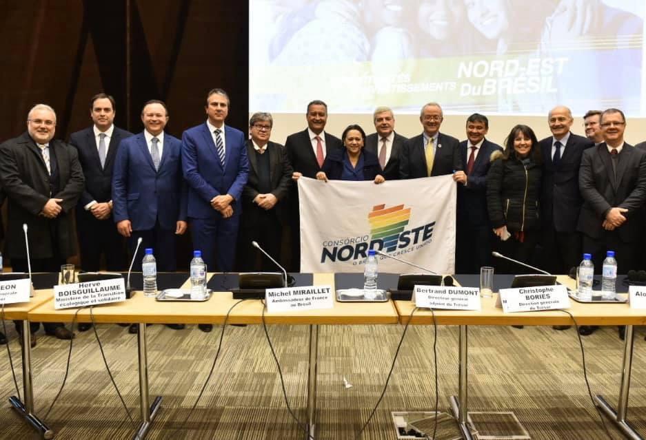 Governadores do Nordeste apresentam oportunidades de negócios