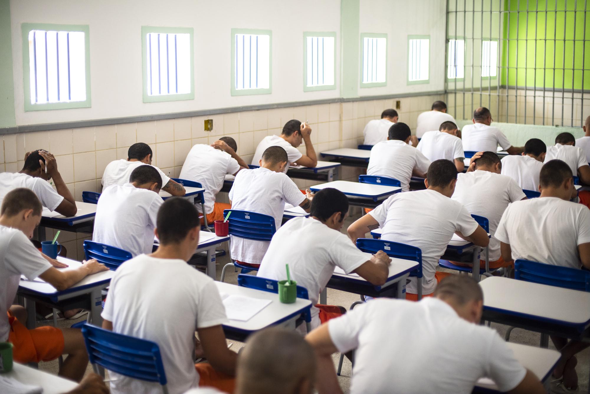 Educação transforma unidades prisionais em ambientes do saber - Governo do  Estado do Ceará
