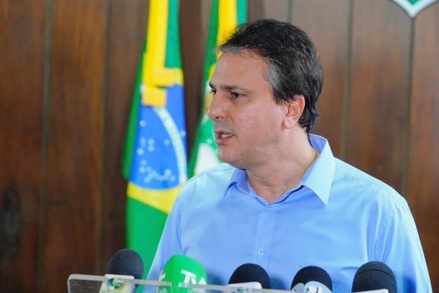 Camilo Santana, em entrevista, fala sobre o fim do motim no Ceará e quer debate nacional sobre fim de anistia a militares envolvidos em motins