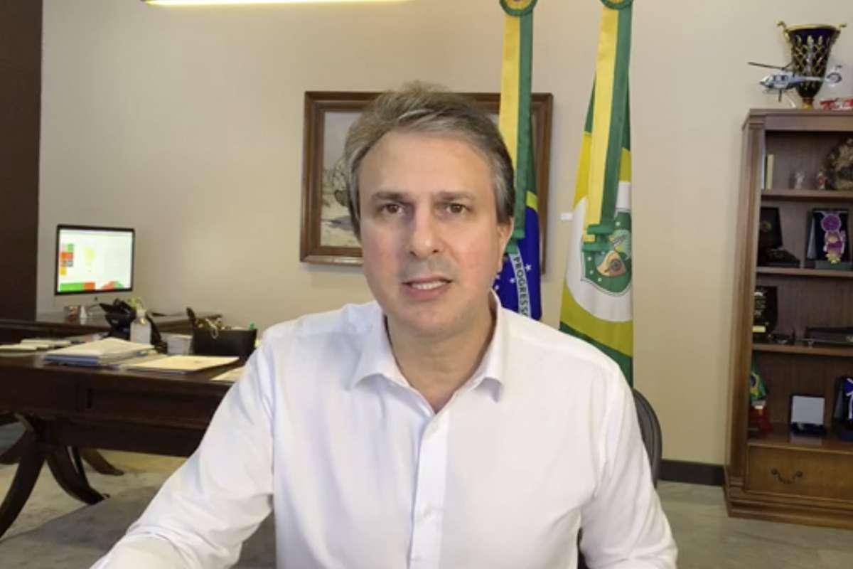 Camilo Santana prorroga decreto de isolamento social