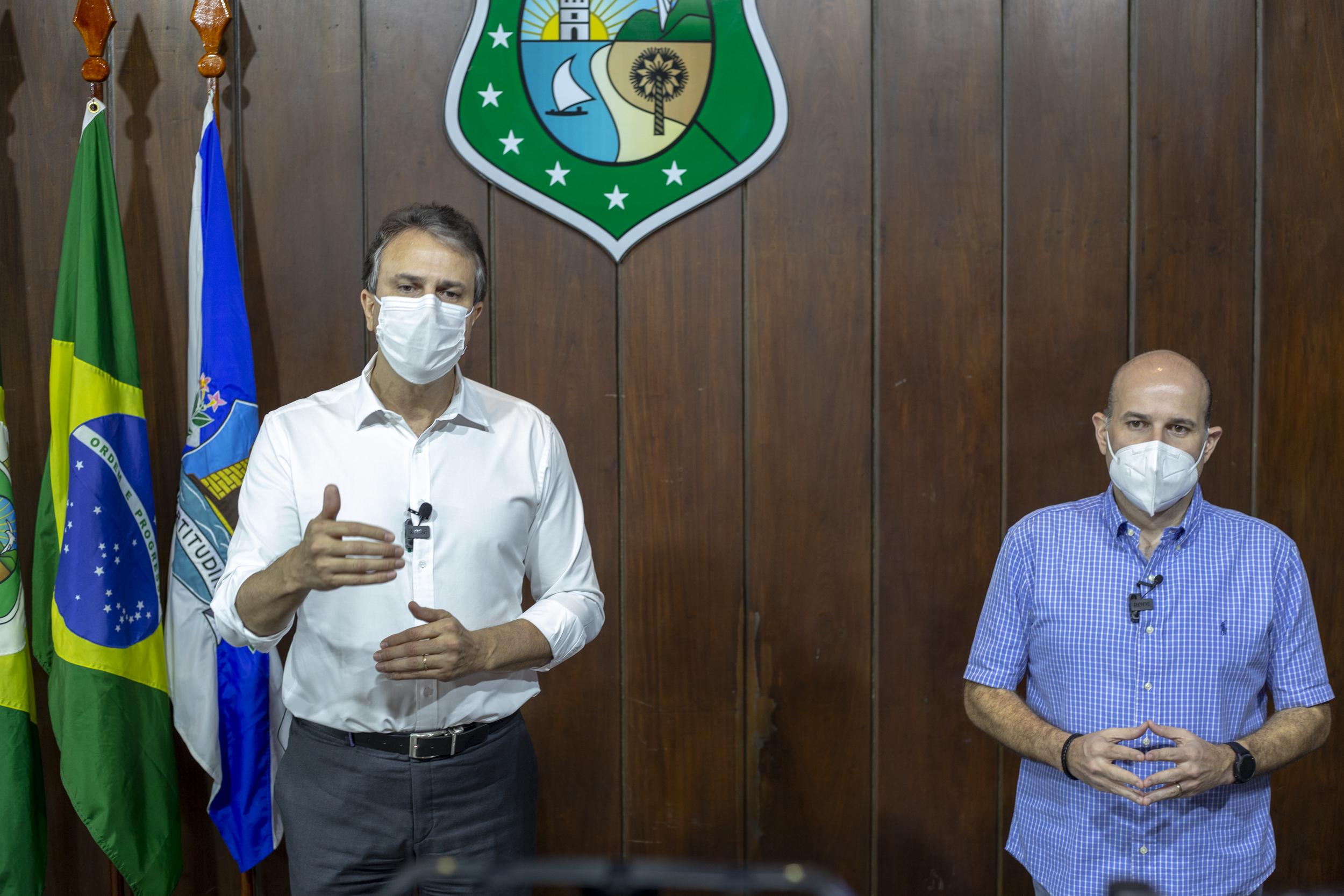 Governo do Ceará renova decreto de isolamento social; futebol profissional e barracas de praia podem retornar às atividades