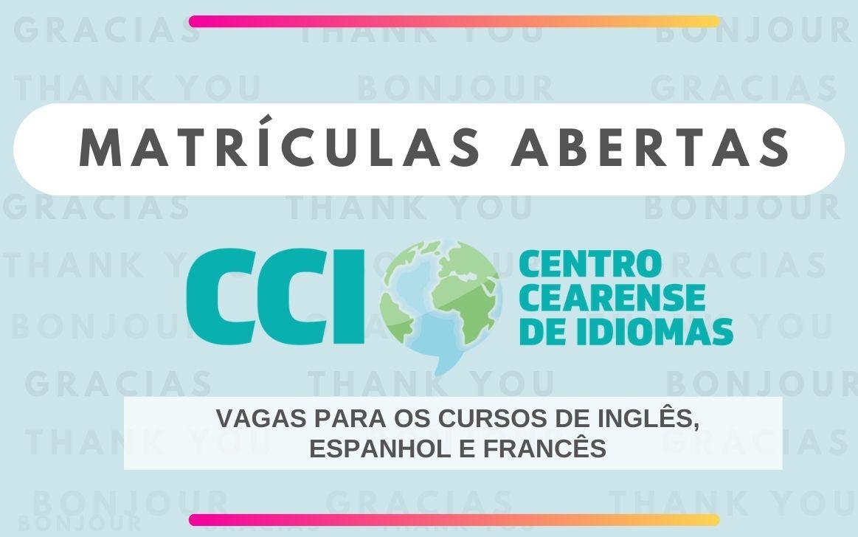 Fortaleza Blog Br Abertas Matriculas Para Os Centros Cearenses De Idiomas Joquei Clube Fortaleza Ce