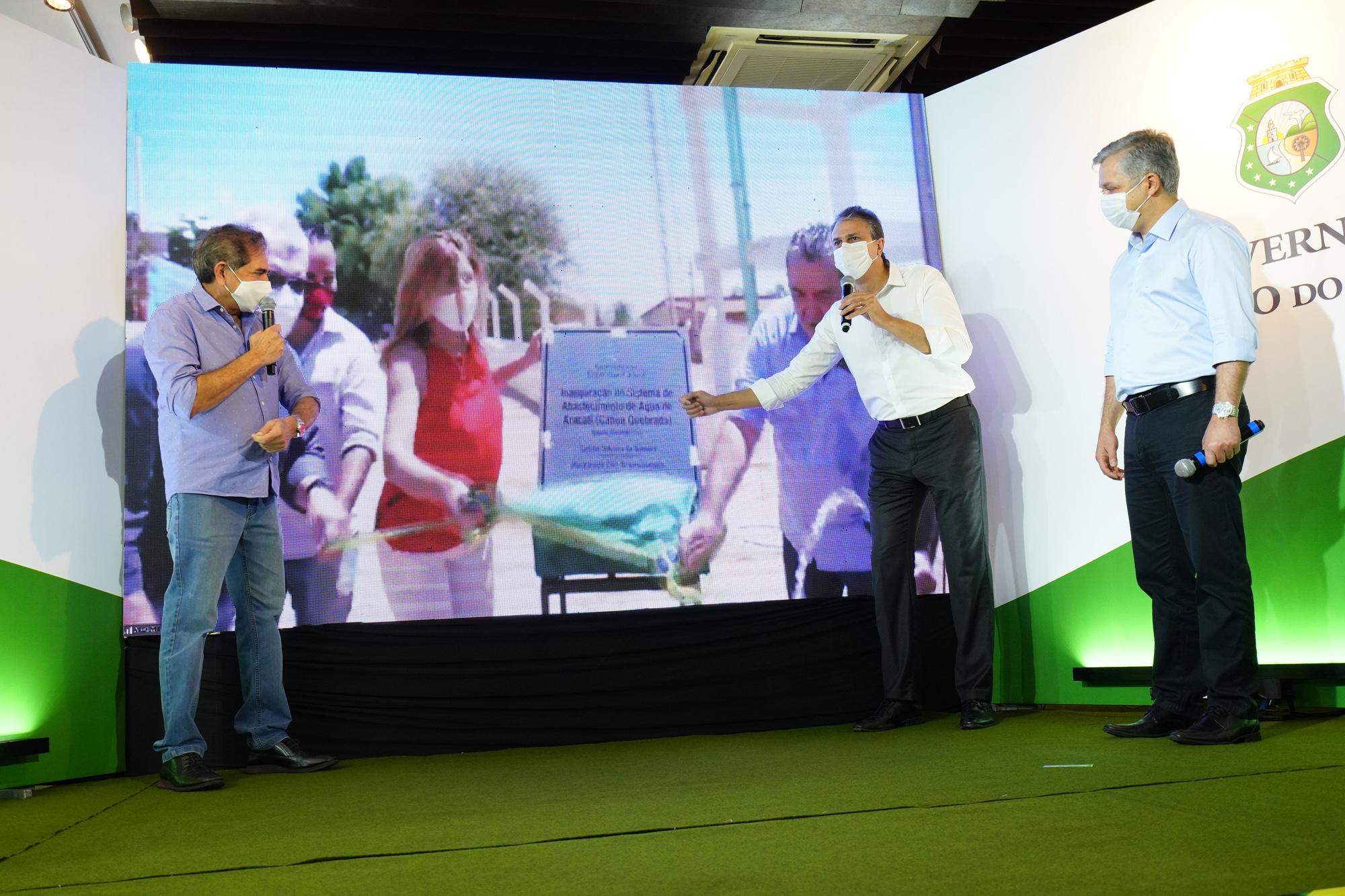 Com investimento de R$ 158 milhões, Governo do Ceará inaugura ...