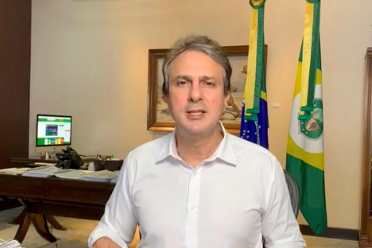 Governador anuncia compra de equipamentos para hospitais polos e central de laudos à distância