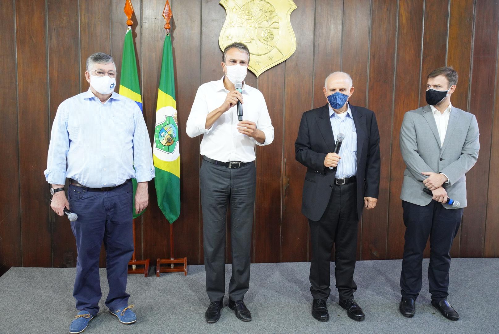 Fabricação da marca Mizuno será toda no Ceará e deve gerar até 3 mil novos empregos