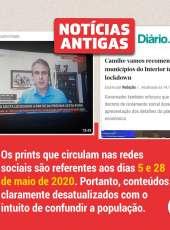 Não é verdade que o Governo do Ceará vai decretar novo lockdown a partir desta sexta-feira (23)