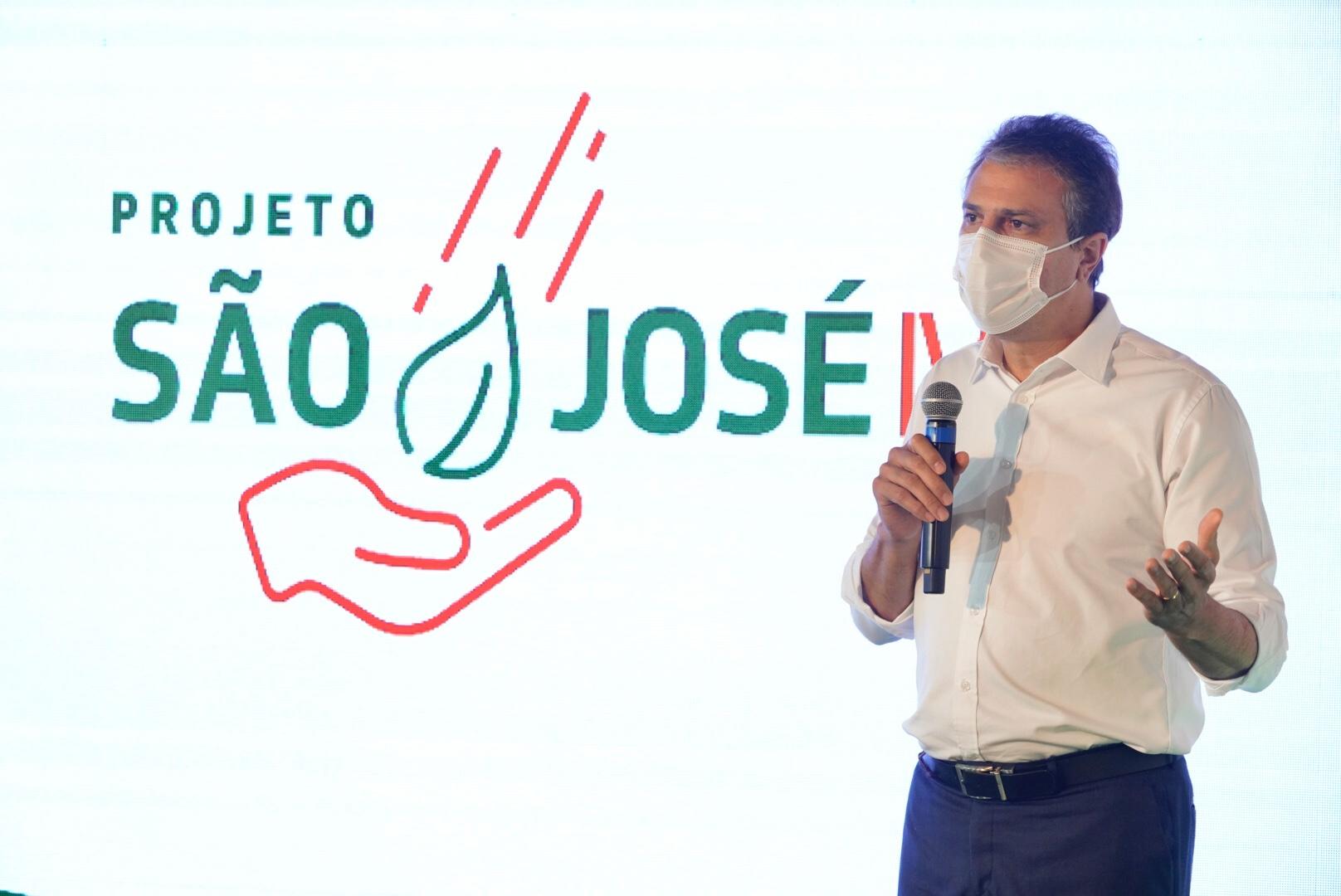 Agricultura familiar: 440 mil cearenses serão beneficiados com o Projeto São José IV