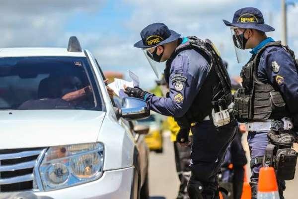 """Polícia Militar inicia """"Operação Semana Santa 2021"""" nas estradas estaduais"""