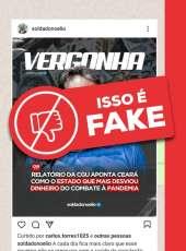Governo do Ceará não é investigado pela CGU