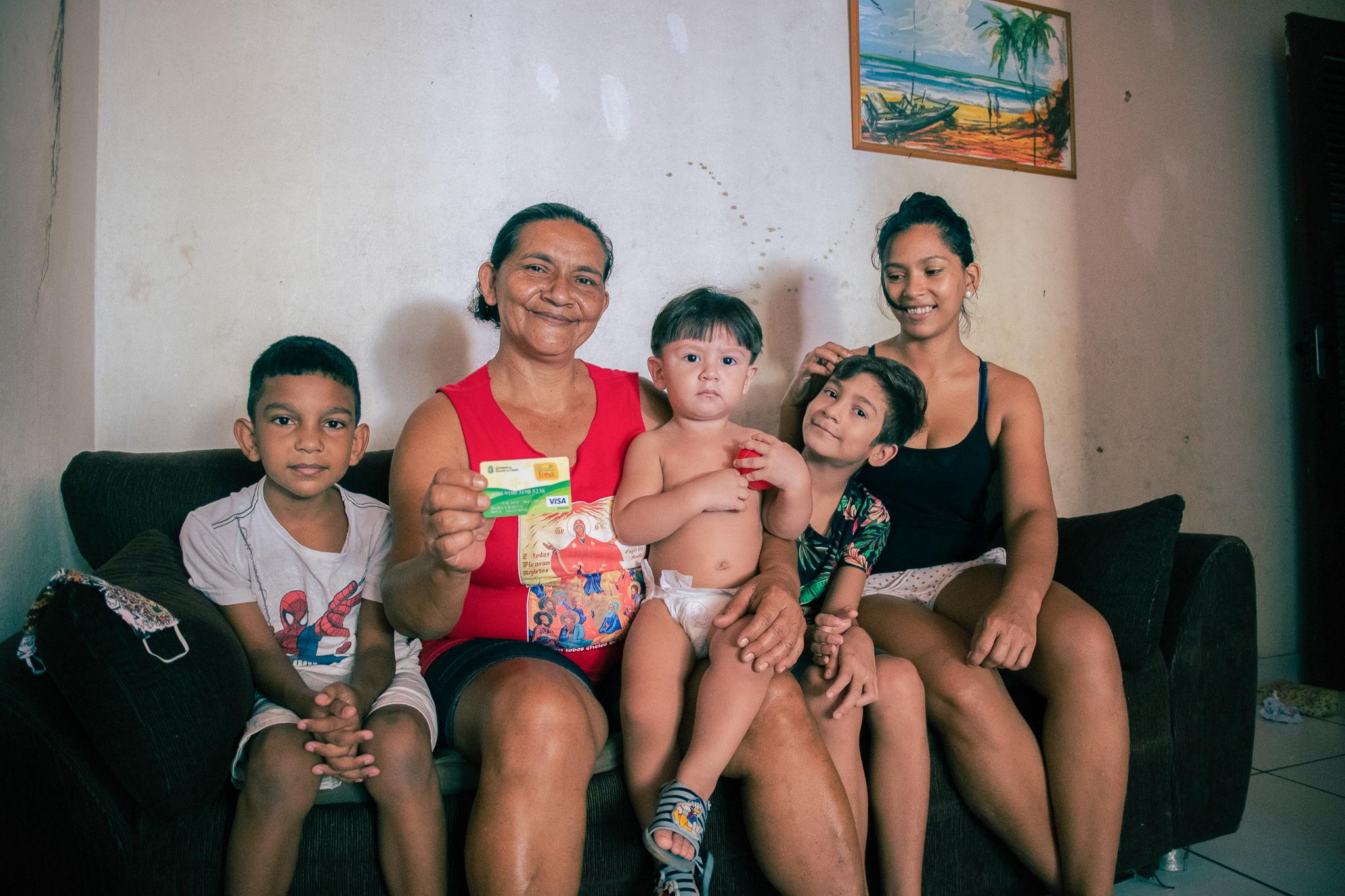 Pagamento do Cartão Mais Infância Ceará é liberado para cerca de 100 mil famílias cearenses