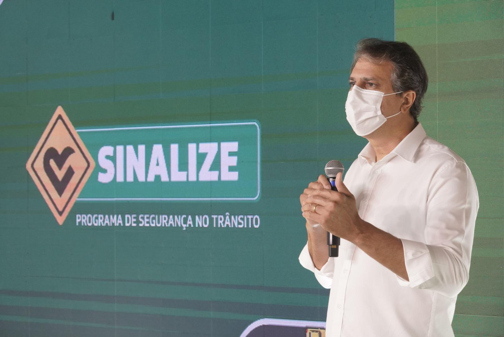 Com investimento de R$ 198 milhões, nova etapa do Programa Sinalize vai melhorar vias de todos os municípios do Ceará